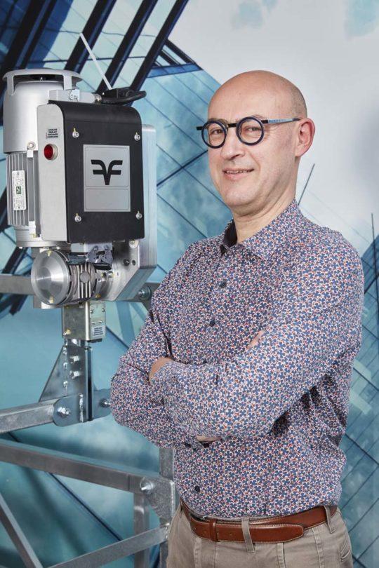 Myrtil OUVRARD - Directeur Innovation et développement